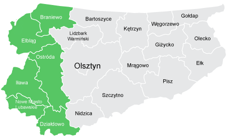 Subregion elbląski