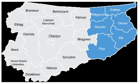 Subregion ełcki